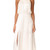Zimmermann Sueded Picnic Dress - Pearl