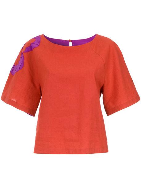 Sissa blouse women cotton top