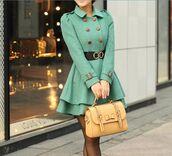 coat,dresscoat,pea coat