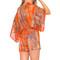 Luli fama wanderlust wrap kimono