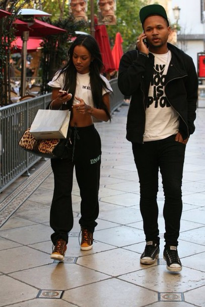 pants karrueche sweatpants
