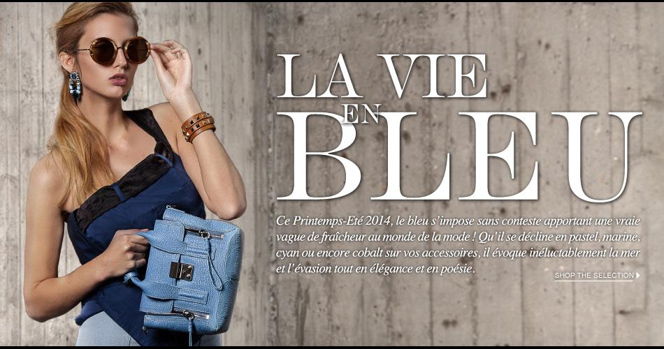 Découvrez un grand choix d'accessoires de luxe pour femmes sur la boutique en ligne de mode grandes marques Monnier Frères.
