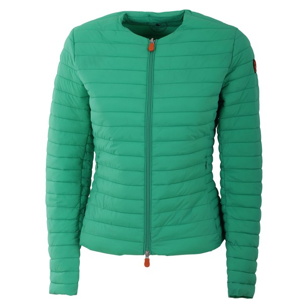 Save The Duck jacket green