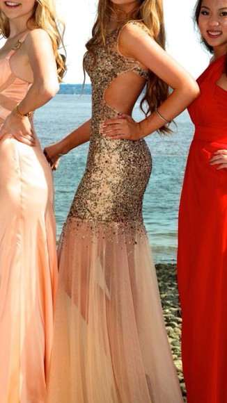 prom dress prom sparkly