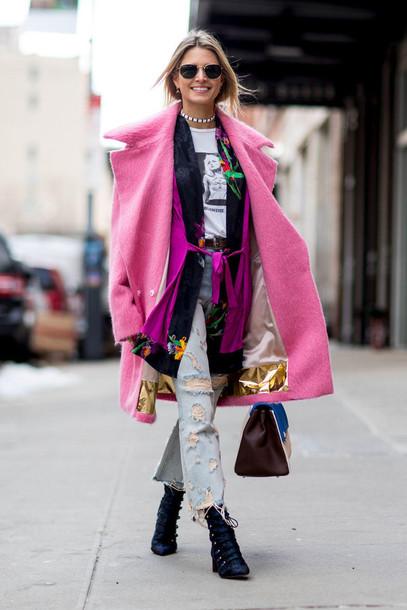 coat, nyfw 2017, fashion week 2017, fashion week ...