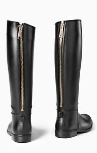 France B659 Wellington Wellies Rubber Rain Boots Riding Horse Rubber Boot Galosh