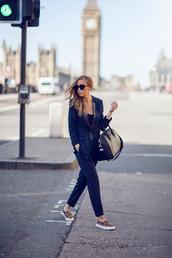 lisa olsson,t-shirt,jacket,shoes,pants,bag,coat