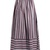 Double-layer striped cotton-poplin skirt | Palmer//harding | MATCHESFASHION.COM US