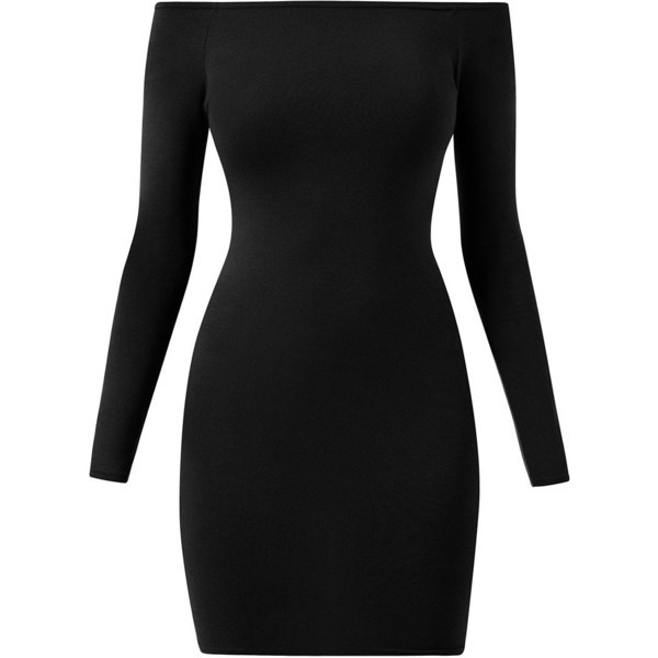 black bodycon long sleeves black bodycon dress long sleeves