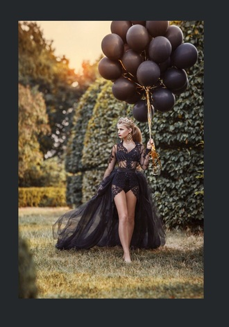 dress curvy black dress lace dress black plus size
