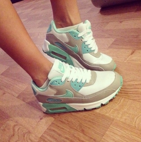 shoes air max air max sports shoes turquoise white nike air max jeans denim high heels trainers nike air air max nike running shoes sweatpants sweatshirt victoria's secret cute nike sportswear silver white sneakers