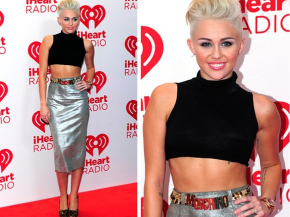 miley cyrus Belt moschino moschino belt
