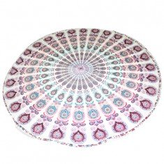 Hippie Mandala Wall Hanging Roundies