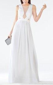 dress,pleated pageant dress
