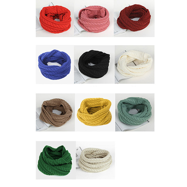 Infinity scarf (11 colors)