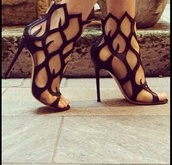 shoes,black shoes,cut-out,heels,stilettos,fashion,style,hot,high heels,black,black vine shoes,flaming shoes,twitter,caged heels,black heels,black stilettos,fire shoes,flames,sandal heels,open toe high heels,foot wear,wrapped,caged,booties,glamour,sexy,black high heels,fire,gold,silver heels,blackheels,sexy heels,gianvito rossi,peep toe boots