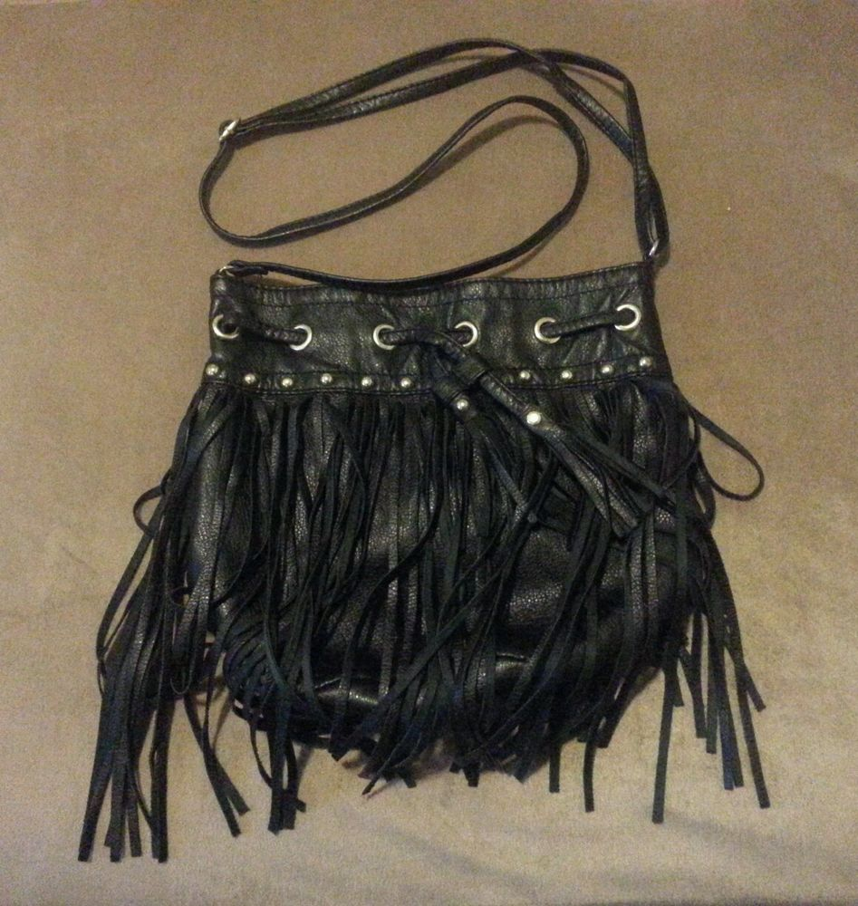 Fringe Purse from H M Plus A Free Bag | eBay