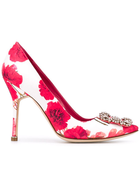 women pumps leather silk purple pink satin shoes