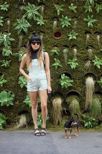 joellen love blogger top sunglasses shoes jewels