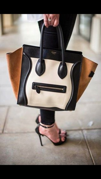 bag brown beautiful celine celine bag handbag