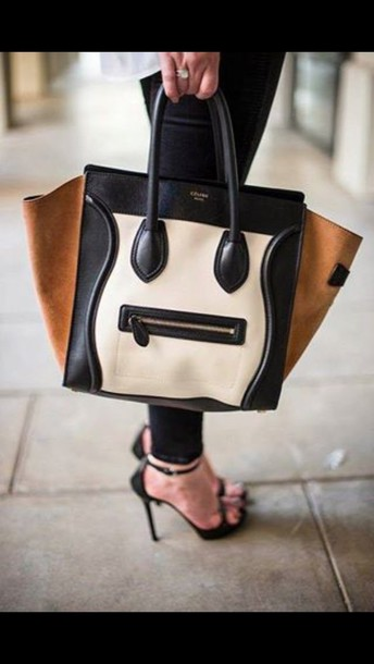 original celine bags online - Bag: brown, beautiful, celine, celine bag, handbag - Wheretoget