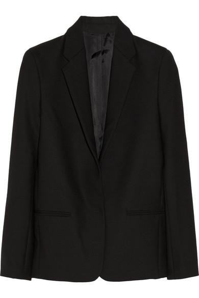 Acne|Cast D wool-blend blazer|NET-A-PORTER.COM