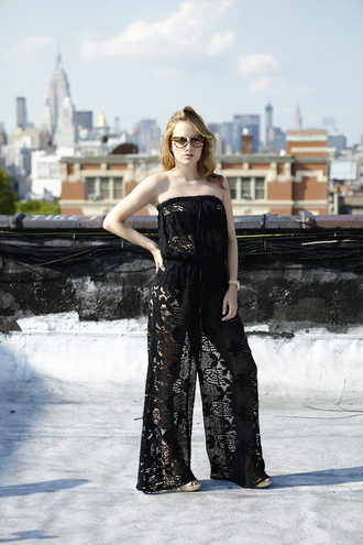 at fashion forte sunglasses jumpsuit shoes