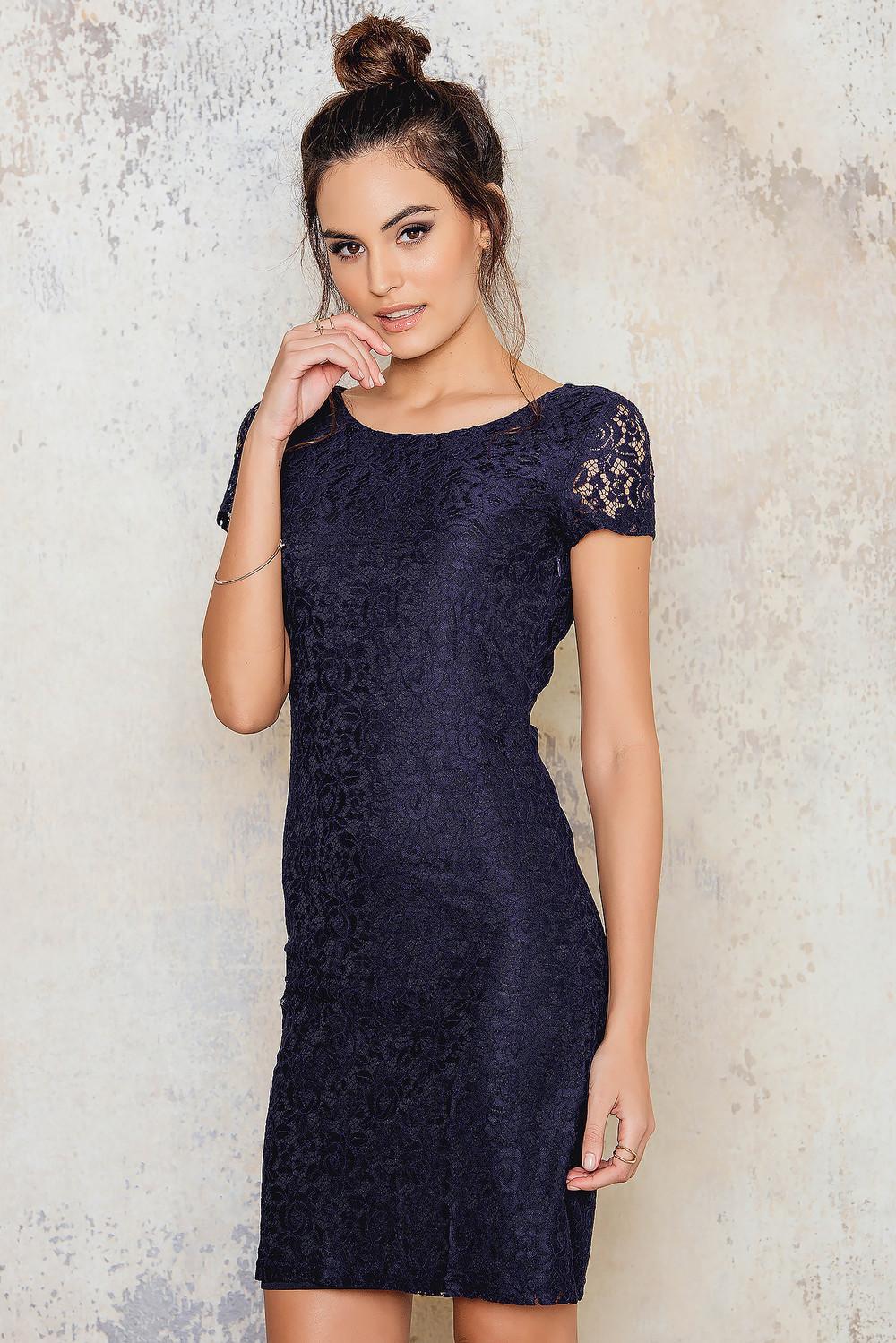 Dry lake Olympia Lace Dress
