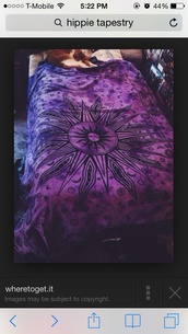bag,purple,tapestry,sun,hipster,cardigan,bedding,home accessory