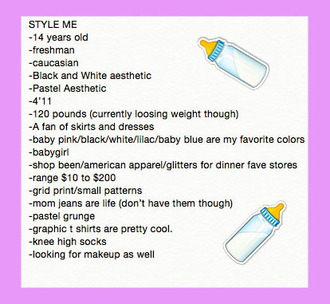 dress pastel grunge pastel gr skirt baby blue knee hig skater black and white american apparel baby pink aesthetic cyber