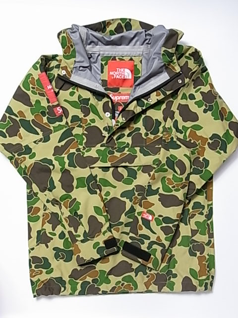 Rakuten global market: supreme×the north face expedition pullover jacket camo