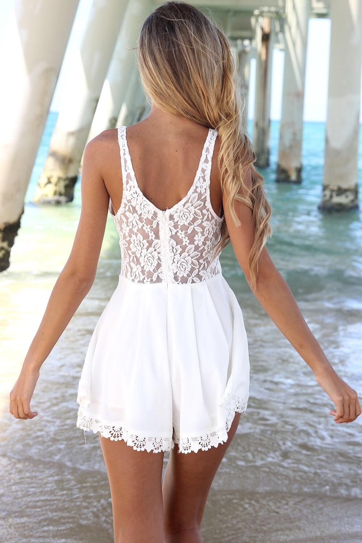 Summer Playsuit – Fashion Sanity