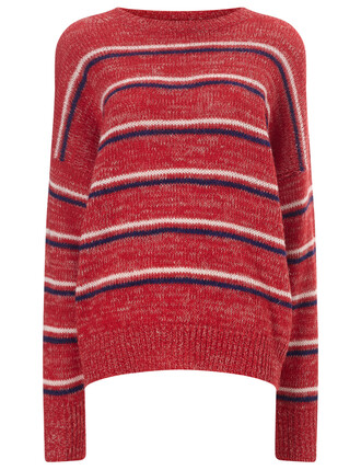 jumper red