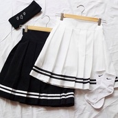 skirt,white skirt,clothes,black skirt,white,black,high waisted,cotton,shirt,tennis skirt,grunge,short skirt white tennis skirt,style,tumblr outfit,black dress,black and white dress,white dress,nike socks,pale,forever 21,short skirt,black and white,lines,student,cute,knee high socks,girly,tumblr,outfit,fashion,nike,socks,pleated skirt,back to school,soft grunge,monochrome,dress,vintage,pale grunge,dark,cool,girl,school uniform,school outfit,sportswear,stripes,old school,swag,hipster,love,pleated,sailor style skirt,aesthetic,white and back,short,cute outfits,black and white skirt,plaid skirt,skater skirt,hot,sexy,basic,nicü,navy skirt,babydoll,suckerpunch,navy,skirt black white,mini skirt,tennis skirt stripe,cheerleading