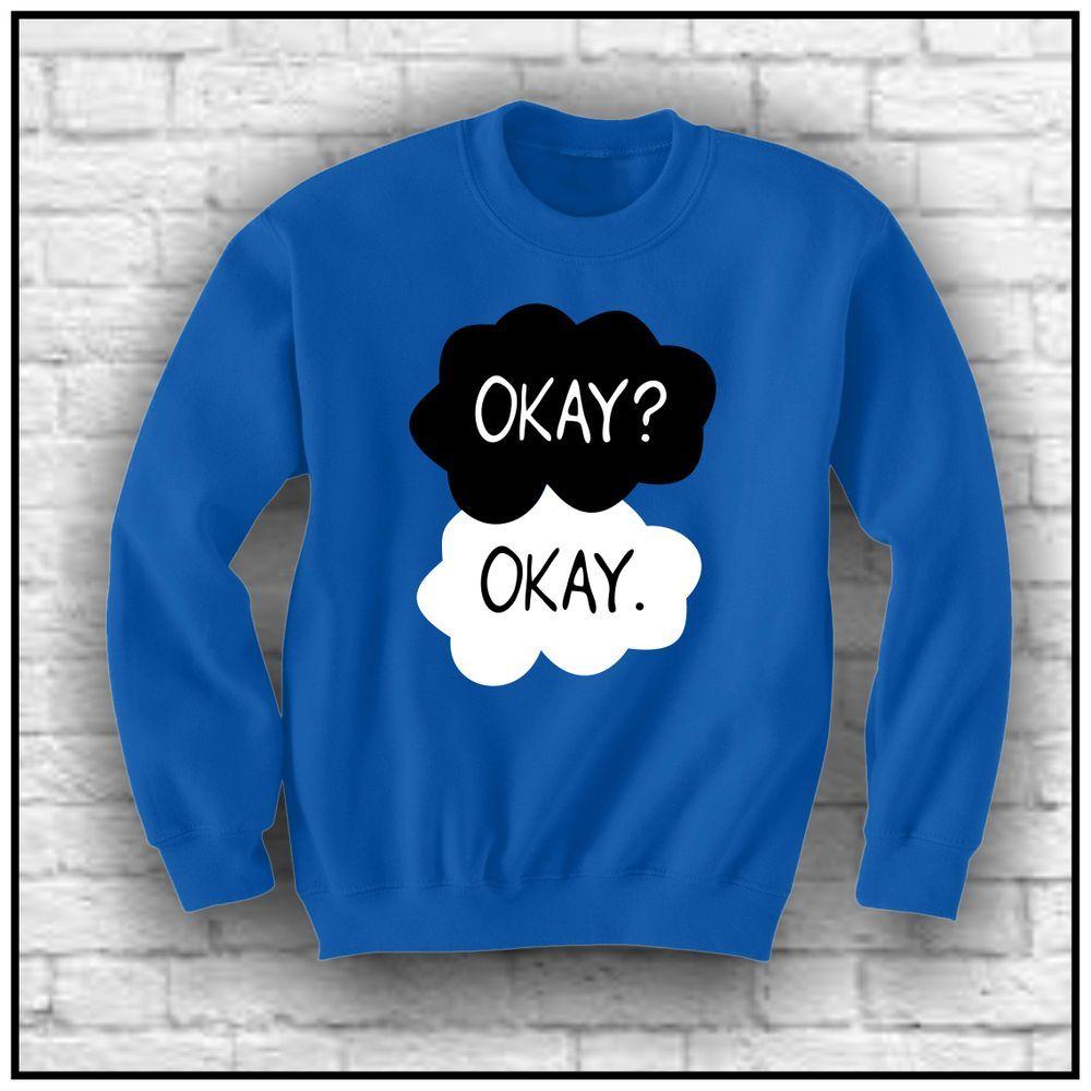 Okay okay (sweatshirt)