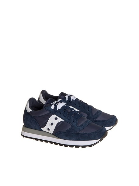 Saucony sneakers navy white shoes