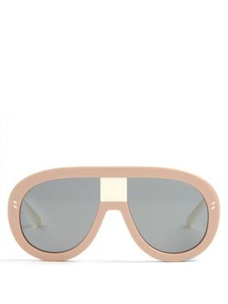 sunglasses beige