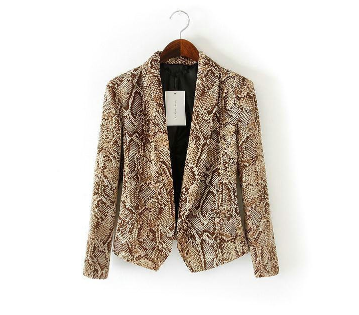 The cobra summer blazer