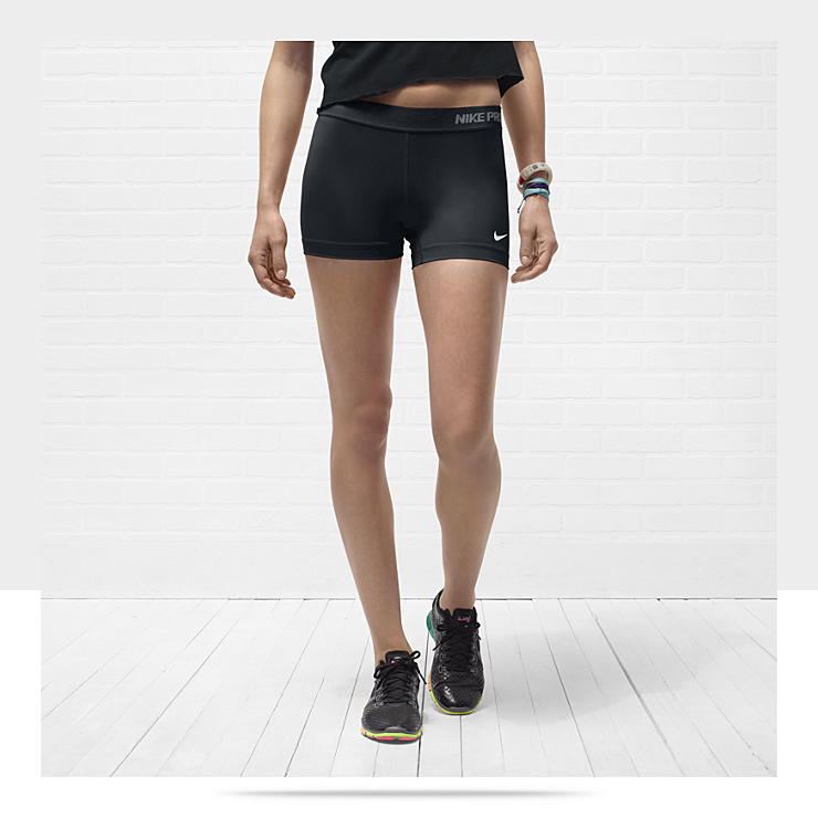 nike pro shorts shop for nike pro shorts on wheretoget. Black Bedroom Furniture Sets. Home Design Ideas
