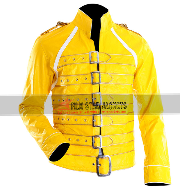 jacket freddiemercury mens clothes leather jacket concert hollywood vintage mens jacket mens leather jacket famous american cosplayer online shopping store buy cloths online