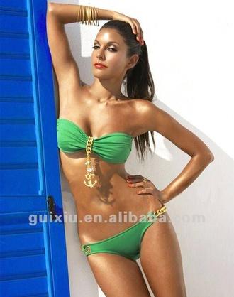 swimwear ?? green swimwear anker summer bikini bikini