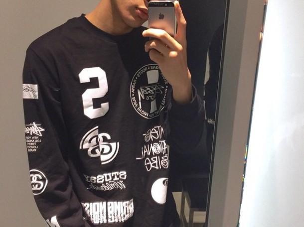 top black shirt designs t-shirt