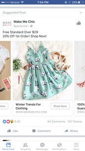dress,summer dress,mint dress,floral,mini dress