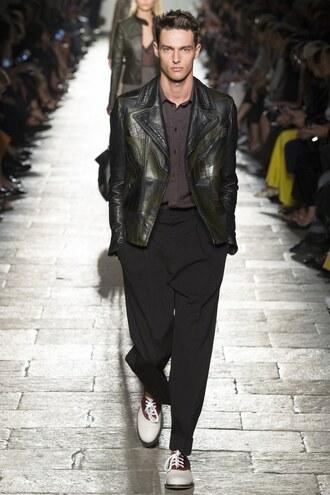 jacket bottega veneta blazer mens blazer menswear milan fashion week 2016 mens shoes mens shirt