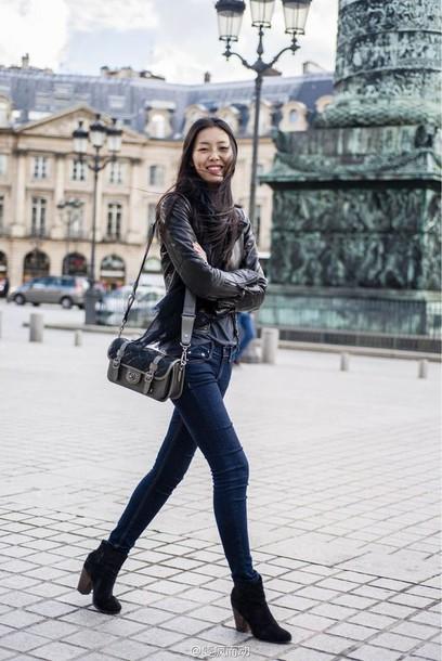 d9366cd18531 shoes velvet boots boots high heels boots velvet shoes black boots jeans  blue jeans skinny jeans