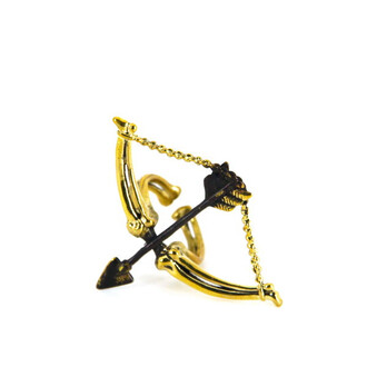 jewels ring bow and arrow