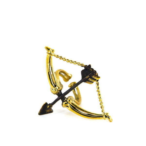 jewels bow and arrow ring