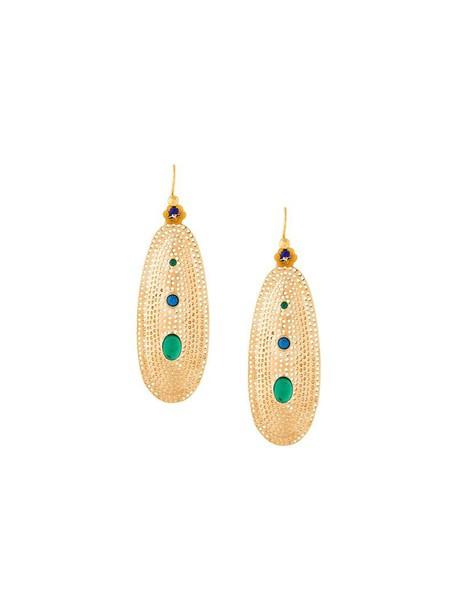 Gas Bijoux metallic women earrings jewels