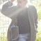 Abrigo masculino lana motas – mekkdes
