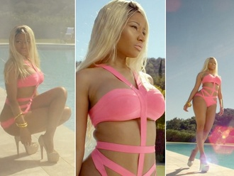 swimwear nicki minaj